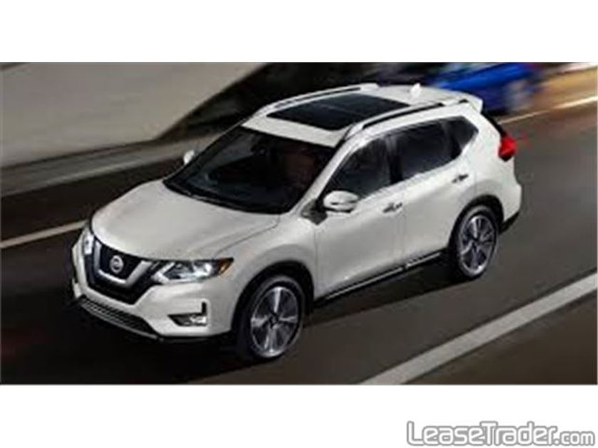 2020 Nissan Rogue S Lease For 149 Month Leasetrader Com