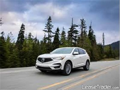 2020 Acura Rdx Standard Lease For 399 Month Leasetrader Com