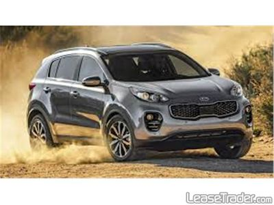 Kia Sportage Lease Deals In New York